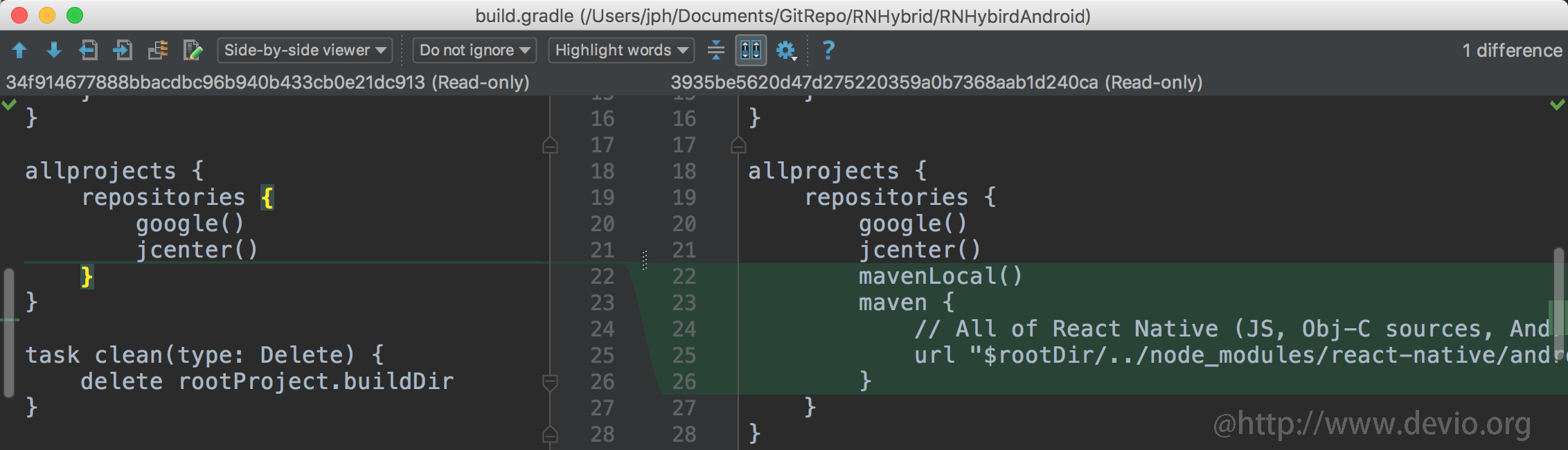 maven-directory-to-build.gradle